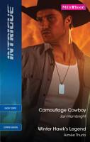 Camouflage Cowboy Winter Hawk s Legend PDF
