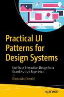 Practical UI Patterns for Design Systems PDF