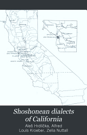 Shoshonean dialects of California