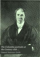 The Columbia Portraits at the Century Club     PDF
