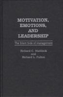 Motivation  Emotions  and Leadership PDF