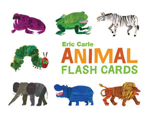 Animal Flash Cards Book