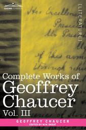 Complete Works of Geoffrey Chaucer: The House of Fame