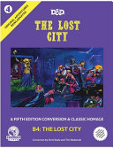 Download Original Adventures Reincarnated  4   The Lost City Book
