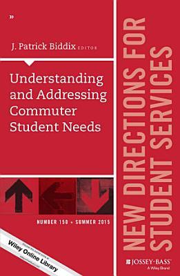 Understanding and Addressing Commuter Student Needs
