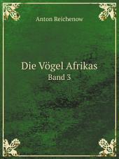 Die V?gel Afrikas