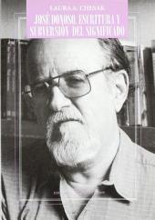 José Donoso, escritura y subversión del significado