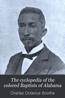 The Cyclopedia of the Colored Baptists of Alabama PDF
