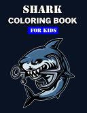Shark Coloring Book for Kids PDF