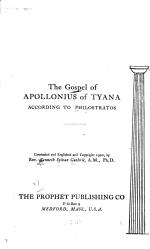 The Gospel of Apollonius of Tyana