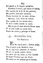 Poesías de ... Juan Meléndez Valdes ...: tomo segundo