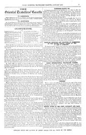 Cook's Oriental Travellers' Gazette and Home & Foreign Advertiser ...