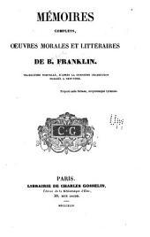 Mémoires complets, œuvres morales et littéraires