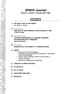 SPAFA Journal