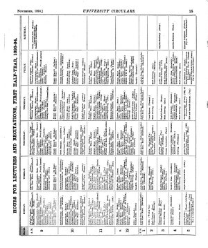 Johns Hopkins University Circulars PDF