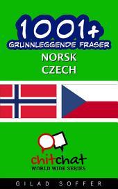 1001+ grunnleggende fraser norsk - Czech