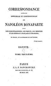 Egypte ; tome deuxieme: Volume6