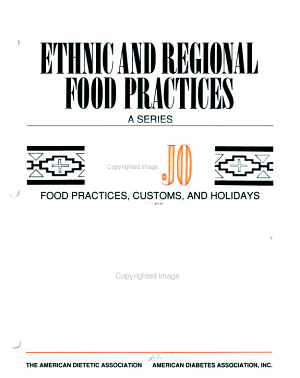 Navajo Food Practices  Customs  and Holidays PDF