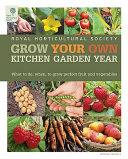 Grow Your Own Kitchen Garden Year