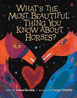 What s the Most Beautiful Thing You Know about Horses  PDF