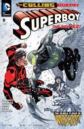 Superboy (2011-2014) #9