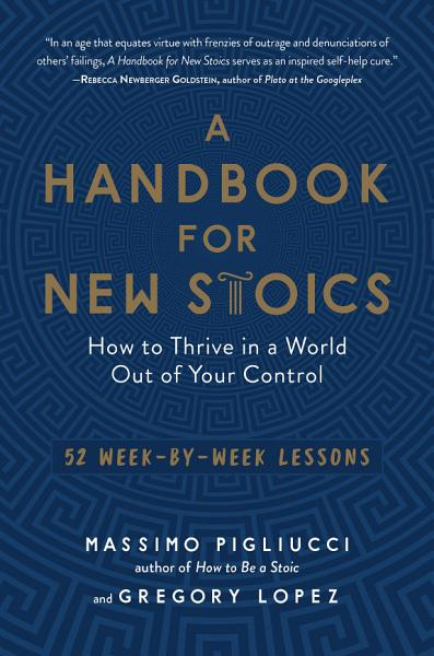 Download A Handbook for New Stoics Book