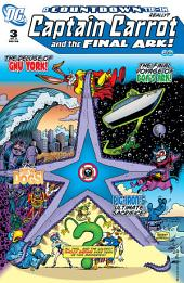Captain Carrot and the Final Ark (2007-) #3