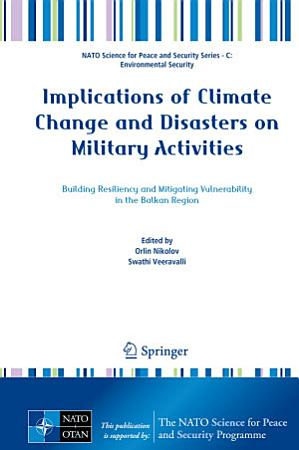 Implications of Climate Change and Disasters on Military Activities PDF