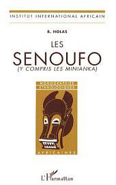 Les Sénoufo (y compris les Minianka)