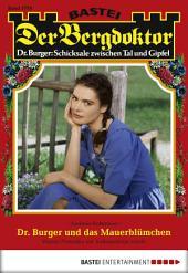 Der Bergdoktor - Folge 1778: Dr. Burger und das Mauerblümchen
