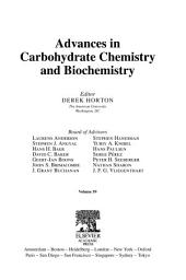Advances in Carbohydrate Chemistry and Biochemistry: Volume 59