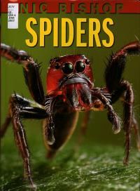 Nic Bishop Spiders