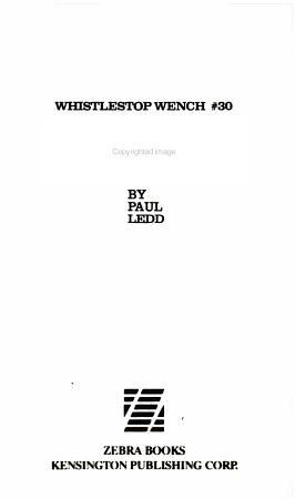Whistlestop Wench PDF