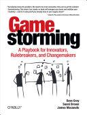 Gamestorming PDF