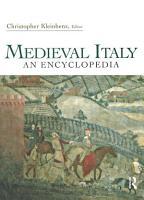Medieval Italy PDF