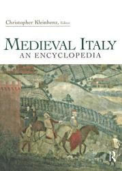 Medieval Italy Book PDF