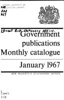 Government Publications Issued During     PDF