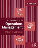 An Introduction to Operations Management PDF
