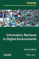 Information Retrieval in Digital Environments PDF