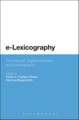 E Lexicography