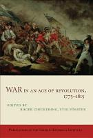 War in an Age of Revolution  1775 1815 PDF