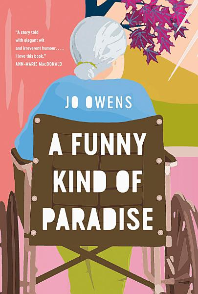 Download A Funny Kind of Paradise Book
