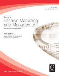 Fast Fashion Book PDF