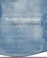 Harvey Quaytman PDF