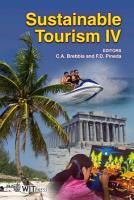 Sustainable Tourism IV PDF