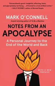 Notes from an Apocalypse Book