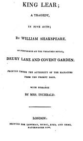 The British Theatre: Or, A Collection of Plays which are Acted at the Theatres Royal, Drury Lane, Covent Garden and Haymarket, Volume 4