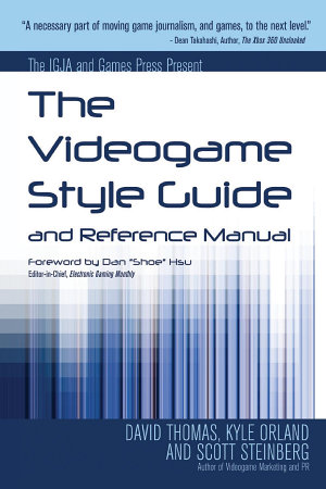 The Videogame Style Guide and Reference Manual PDF