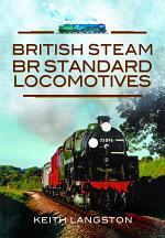 British Steam BR Standard Locomotives