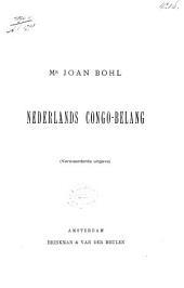 Nederlands Congo-belang